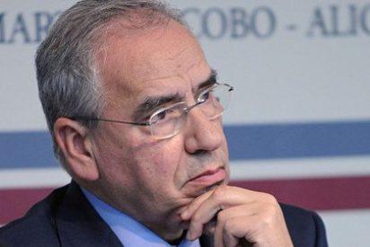 Alfonso Guerra ve más que probable un Gobierno del PP en minoría o como mal menor la repetición de elecciones
