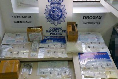 La Policía Nacional participa en una operación internacional contra la mayor web de venta de drogas sintéticas