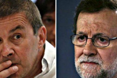 El vómito que manda Otegi desde la cárcel a Rajoy inunda Twitter con el aplauso de Podemos