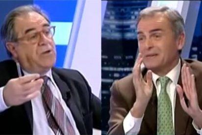 """Palomo le unta el morro a Encinas: """"¡No digas tonterías!"""""""
