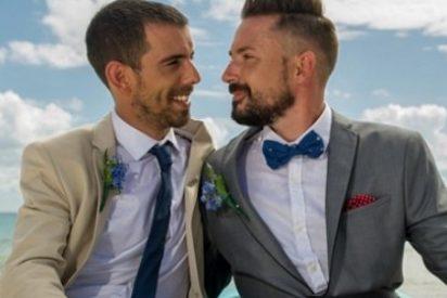 'Casados a primera vista' (15,1%) sube con su primera boda gay y gana a 'Chiringuito de Pepe'