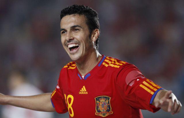 Un equipo español pide al Chelsea la cesión de Pedro