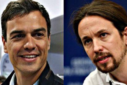 Lo que asusta de un Gobierno de Sánchez, es el precio que tendría que pagar