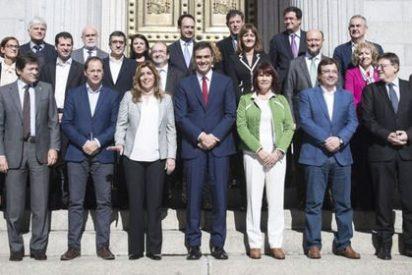 Los pesos pesados del PSOE marcan límites a Pedro Sánchez pero le prorrogan la 'vida'