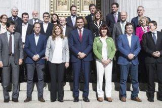 Señores del PSOE, no es lluvia; es pis