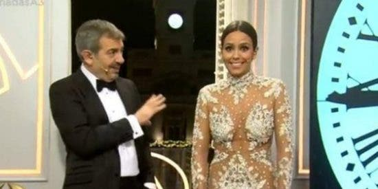Cristina Pedroche se descoca en Antena 3 y vuelve a dar la campanada
