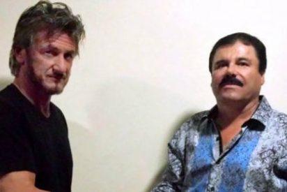 Vargas Llosa despelleja a Sean Penn por jugar a ser periodista tras su vergonzosa 'entrevista' a el 'Chapo' Guzmán
