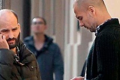 El hermano de Guardiola negocia la compra de un equipo de la Liga BBVA