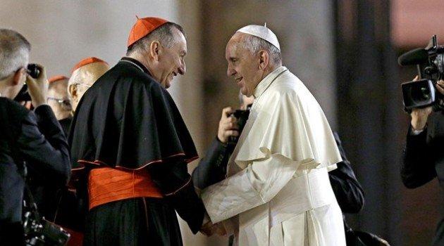 """Parolin: """"El Papa tiene deseos de escapar del Vaticano"""""""