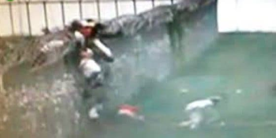 La explosión que permitió a 100 presos fugarse de una prisión