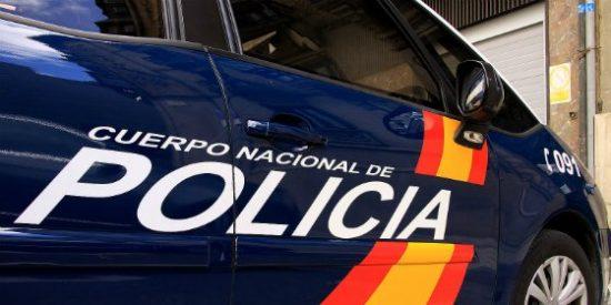 Detenida en Don Benito una pareja por robar con violencia a una mujer de 86 años
