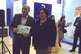 Geslim de Levante S.L. recibe IV Premio Innovación Empresarial en el marco de Agroexpo
