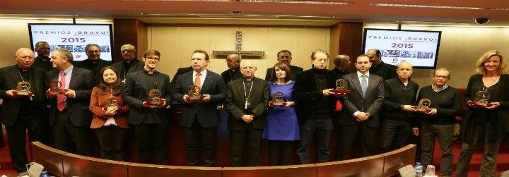 Los obispos homenajean la honestidad de los periodistas que buscan la verdad pese a la corrupción