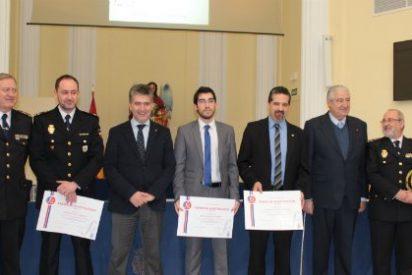La Fundación Policía Española entrega los Premios de Investigación 2014-2015