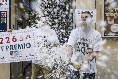 A un vecino de Roquetas de Mar le tocó el Gordo y ahora también el primer premio de El Niño