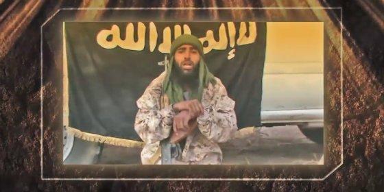 """El vídeo de Al Qaeda donde amenaza con """"explosiones"""" a destajo en Madrid"""