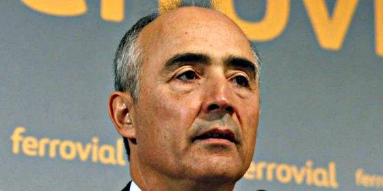 Rafael del Pino: Ferrovial se adjudica un tramo del AVE Los Angeles-San Francisco