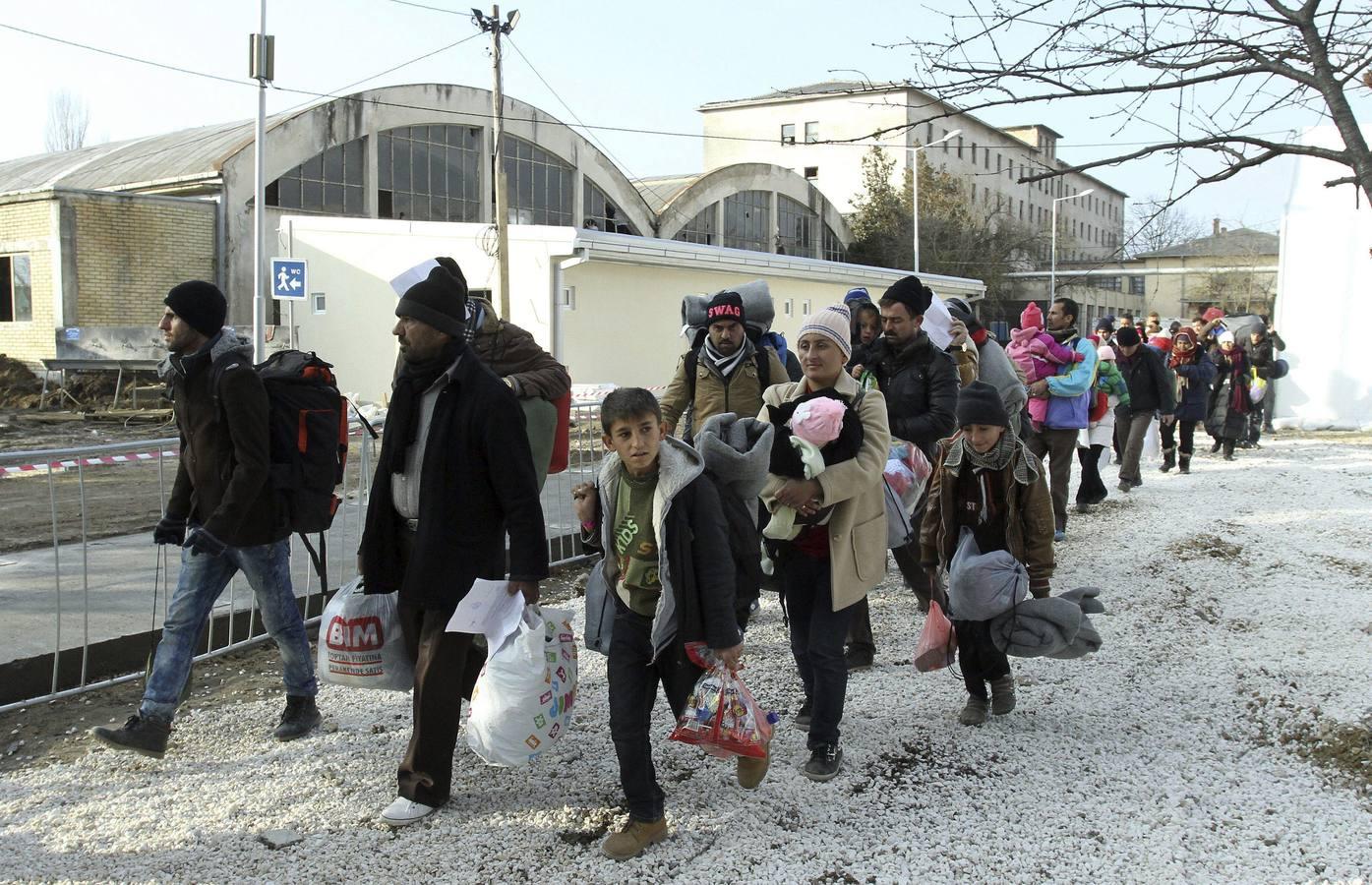 Suecia decide expulsar a 80.000 refugiados solicitantes de asilo