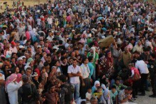 Extremadura aumenta sus acciones a proyectos relacionados con la crisis humanitaria de los refugiados sirios