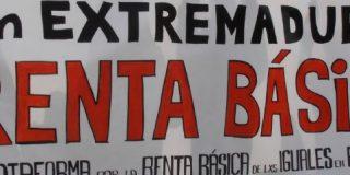 Más de 19.000 solicitantes cobran o han cobrado la Renta Básica de Extremadura