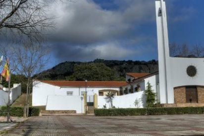 Reparan la carretera de Rincón de Ballesteros (Cáceres)