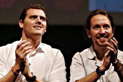 """""""Podemos y Ciudadanos, bonitos motes, nuevos grupos que intentan chupar del bote"""""""