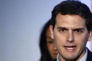 Albert Rivera insta al Congreso a dar todo su apoyo a Mariano Rajoy ante el secesionismo catalán