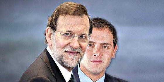 """Albert Rivera (CIUDADANOS): """"Quien no puede limpiar su casa no puede limpiar España"""""""