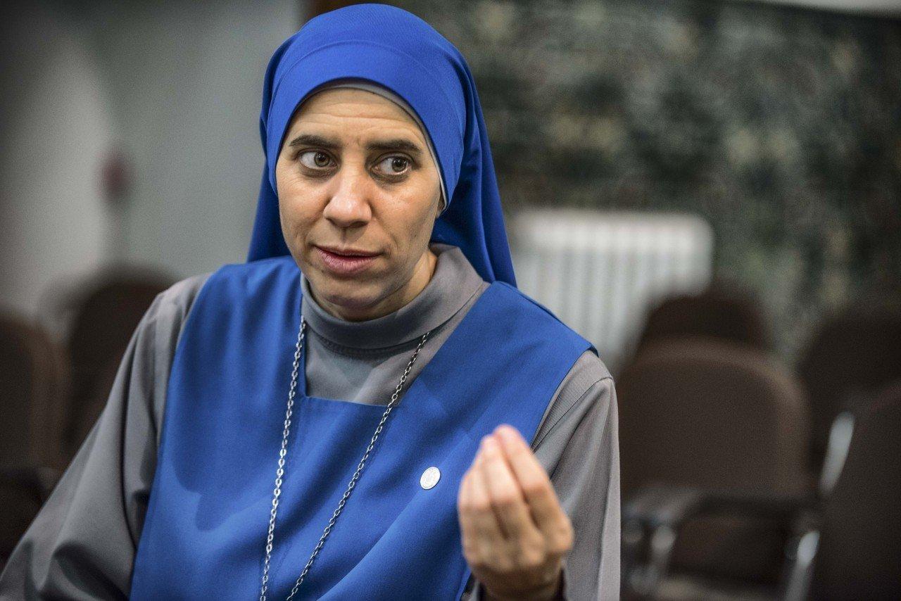 """Guadalupe Rodrigo, misionera en Alepo: """"Los cristianos están sufriendo un genocidio en Siria"""""""
