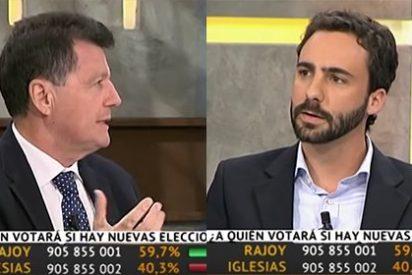 """Alfonso Rojo da unos 'consejos' a Alberto Sotillos: """"¡Hay que leer y venir estudiado a los sitios!"""""""