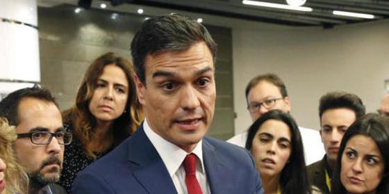 Los harakiris del PSOE