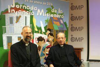 """Anastasio Gil: """"Los niños son actores y protagonistas del compromiso misionero"""""""