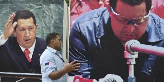 Con estas ganas 'desalojan' a Hugo Chávez del parlamento venezolano