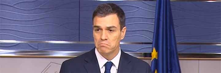 La debilidad orgánica de Sánchez y su sueño presidencial le restan autoridad para poner en su sitio al provocar Iglesias