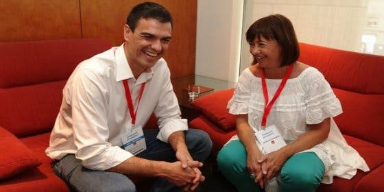 """Francina Armengol pone como """"ejemplo para España"""" el batiburrillo montado en Baleares"""