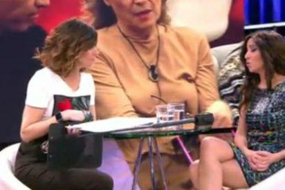 """Sandra Barneda humilla públicamente a Carmen López en 'GH VIP 4': """"Es muy bajo lo que haces"""""""