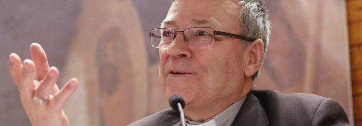 """Santiago Agrelo: """"Os pido que acompañéis el camino del Padre Esteban"""""""
