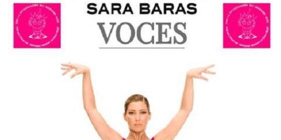 """Las """"Voces"""" de Sara Baras protagonizan la """"I Edición del Festival Mi Princesa Rett"""" en Badajoz"""