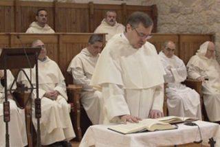 Toma posesión fray Jesús Díaz Sariego, primer Provincial de la naciente provincia dominica de Hispania