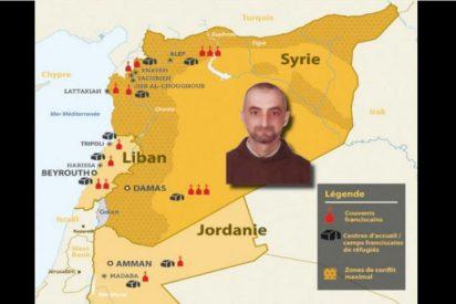 Liberan al franciscano iraquí Dhiya Azziz