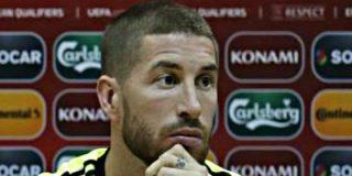 Sergio Ramos no viaja con el Real Madrid para enfrentarse al Betis