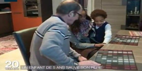 El extraño suicidio del padre al que su hijo de 5 años salvó de morir por un infarto
