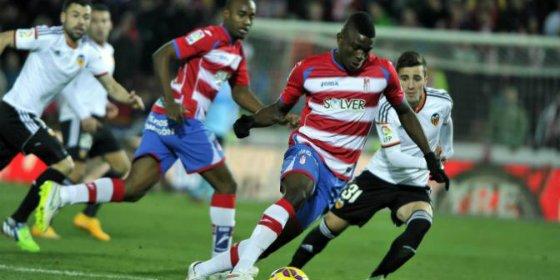 Neville se encapricha de un jugador del Granada