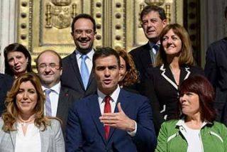 Un día después de que Pedro Sánchez agradezca la oferta de Pablo Iglesias, el PSOE dice que no negociará bajo el