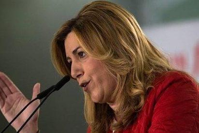 """Susana Díaz da su """"apoyo"""" a Sánchez para conformar una """"alternativa"""" de izquierdas"""