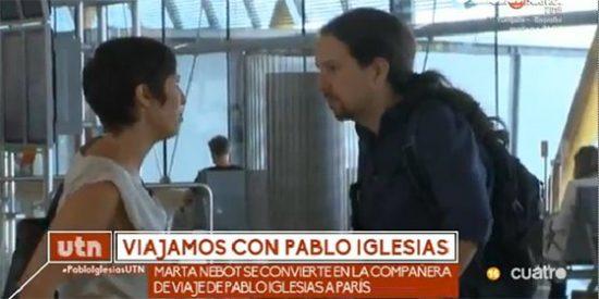 Los otros desprecios de Pablo Iglesias a la prensa que no le baila el agua