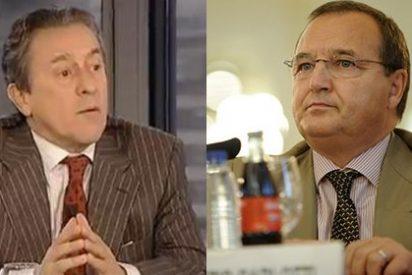 "Broncazo monumental en Twitter entre Tertsch y Carlotti: ""Caradura, matón"""