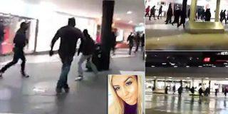 [VÍDEO] Los enmascarados que 'castigan' con puños americanos a menores musulmanes en Estocolmo