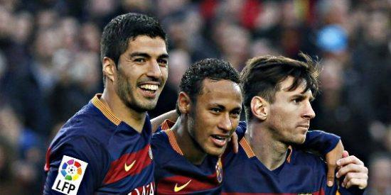 """Luis Suárez: """"Hicimos un primer tiempo malo, en el segundo salimos a ganar (3-1)"""""""
