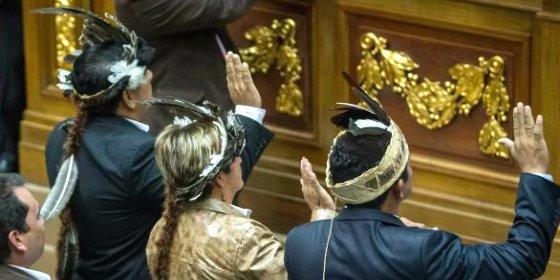 La Justicia chavista se pasa por el arco del triunfo a la Asamblea Nacional: ¡declara nulas todas sus decisiones!